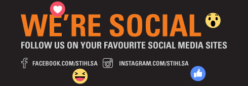 STIHL South Africa in Social Media