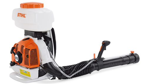 On Off Switch Stihl Blower : Sr backpack mistblower with mix engine