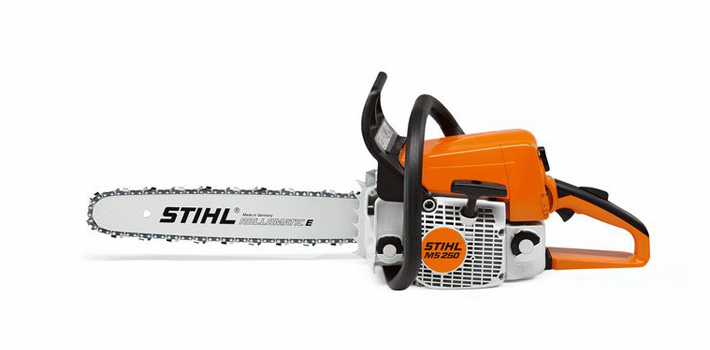 MS 250 - Powerful occasional use chain saw, ideal for the demanding ...